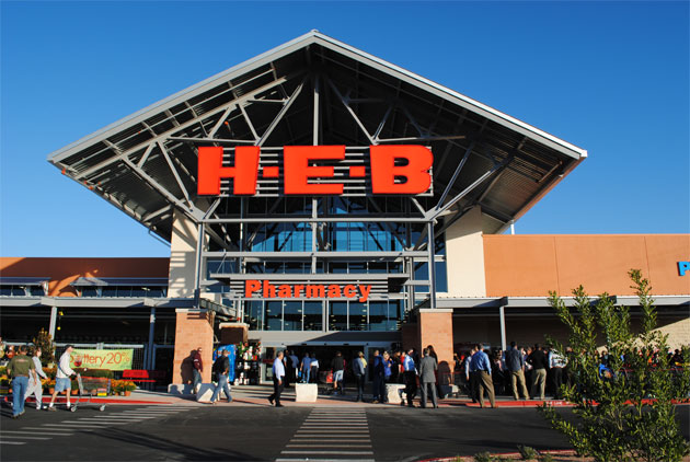 HEB-opening
