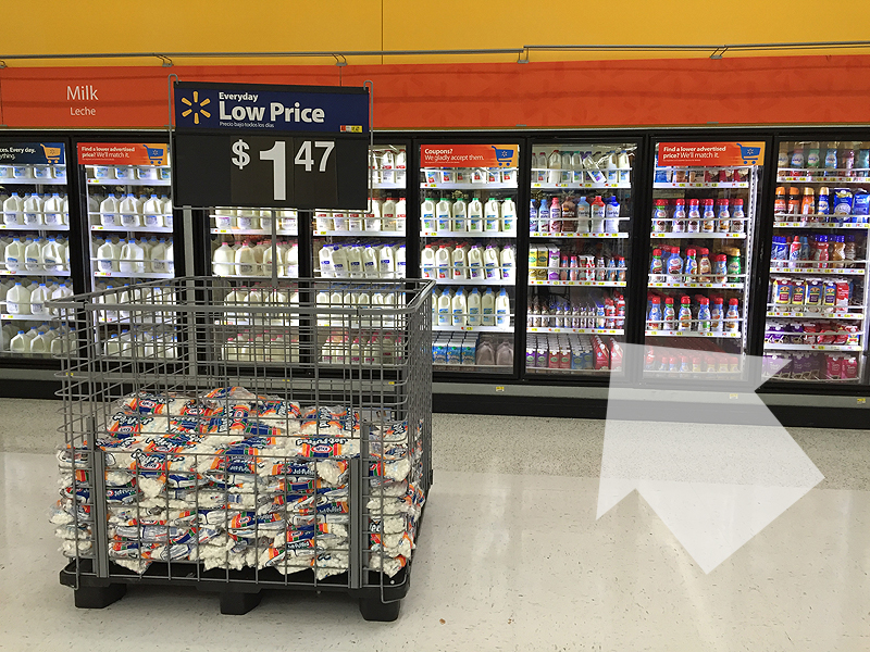 Skinny-Milk-Iced-Coffee-is-located-with-Refrigerated-Milk-at-Walmart-BackToBalance-ad